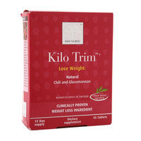 New Nordic Kilo Trim Dietary Supplement Tablets
