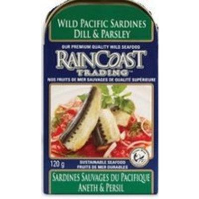 Raincoast Trading Dill & Parsley Sardines (12x4.2 OZ)