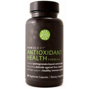 Pomology Pomegranate Pomology Antioxidant Health Formula 60 Vegetarian Capsules
