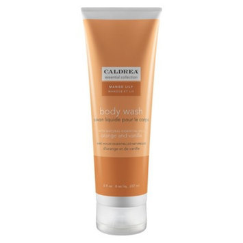 Caldrea Essentials Collection Mango Lily Body Wash - 8 oz