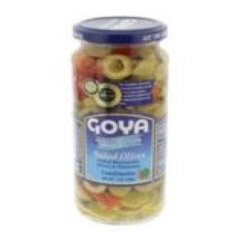 Goya Foods Goya Reduced Sodium Salad Olives
