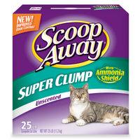 Scoop AwayA Super Clump Unscented Scoopable Cat Litter