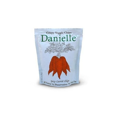 Danielle Spicy Carrot, 2.00 OZ (Pack of 6)
