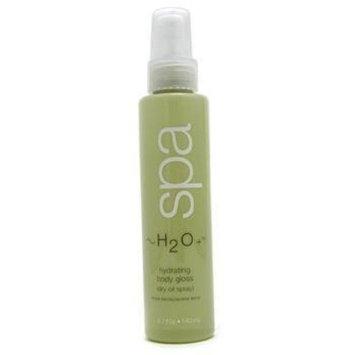 Carolina Herrera H2O+ Spa Hydrating Body Gloss Dry Oil Spray Unisex, 4.7 Ounce