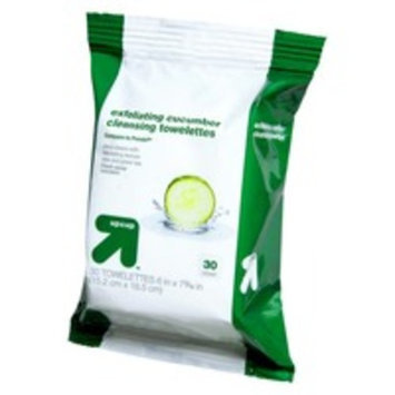 up & up™ Exfoliating Cleansing Towelettes - 30 ct