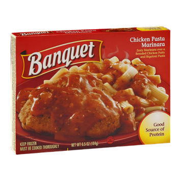 Banquet Chicken Pasta Marinara