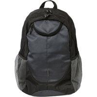 FileMate Reach Traveler Series Functional Backpack, Black/Grey