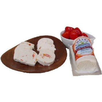 Fresh Goat Cheese Log Peppadew by Gourmet-Food