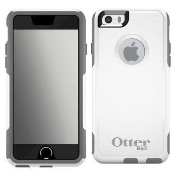 Otterbox Commuter Cell Phone Case for iPhone 6 - White (98471VRP)