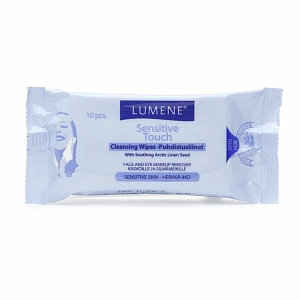 Lumene Sensitive Touch Cleansing Wipes