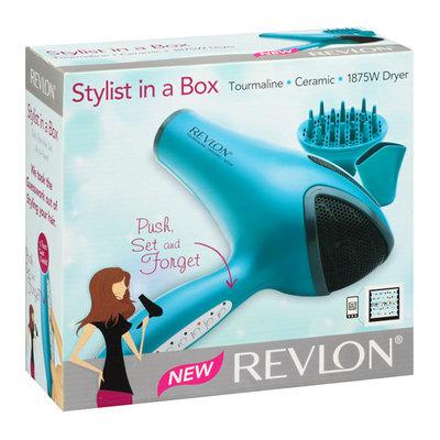 Revlon Stylist in a Box Tourmaline Ceramic 1875W Blow Dryer