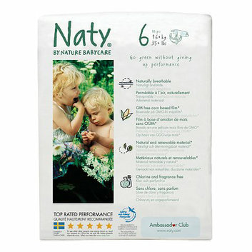 Nature babycare Eco-Diapers Size 6