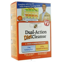 Irwin Naturals - Dual Action Diet Cleanse, 1 kit