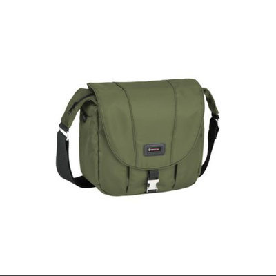 Tamrac 5423 Aria 3 Messenger Photo Digital SLR Camera Case / Bag (Moss Green)