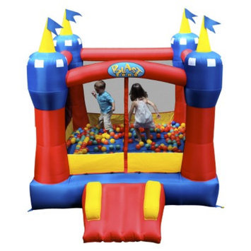 Blast Zone Magic Castle Bounce House Ages 3+
