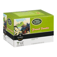 Green Mountain Coffee French Vanilla Light Roasted Coffee K-Cup - 12 CT