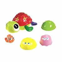Fisher-Price Amazing Animals Nemo Nesting Bath Pals