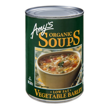Amy's Kitchen Low Fat Organic Vegetable Barley Soup