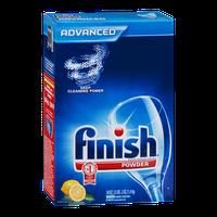 Finish Powder Advanced Dishwasher Detergent Powder