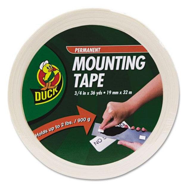Henkel HENKEL CORPORATION 1289275 Permanent Foam Mounting Tape 3/4 X 36yds.