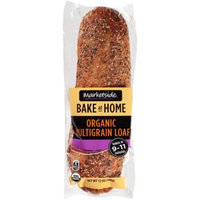 Marketside Bake at Home Organic Multigrain Loaf, 12 oz