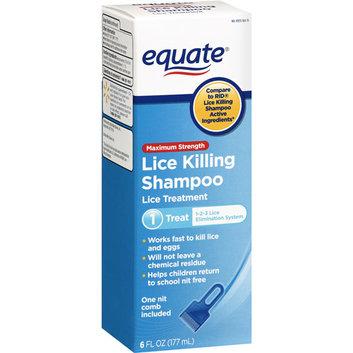 Equate Lice Shampoo  Treatment Lice Killing Shampoo 6