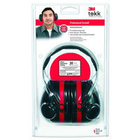 3M Tekk Protection Professional Earmuff