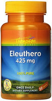 Eleuthero 425mg 30 caps, Thompson Nutritional Products
