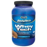 BodyTech - Whey Tech Chocolate, 2 lb powder
