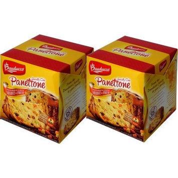 Panettone Specialty Cake Bauducco - 26.20 oz - Panettone Tradicional Bauducco - 750g