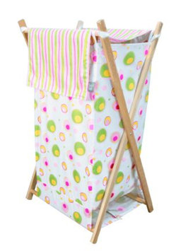 Test Trend Lab Baby Splash Pink Hamper Set