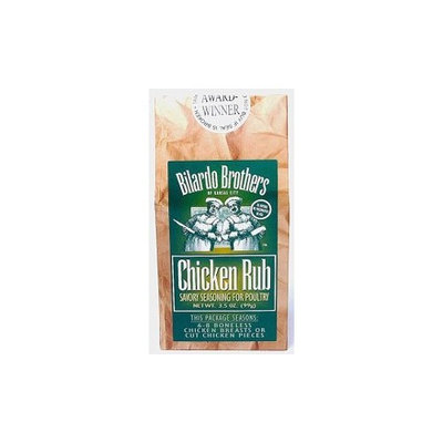 Bilardo Brothers Chicken Rub