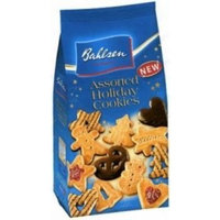 Bahlsen Assorted Holiday Cookies 10.6 oz. (Pack of 15)