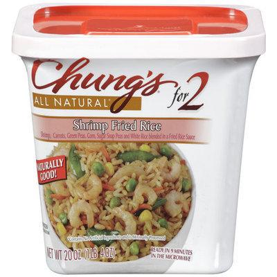 Chung's Chungâs All Natural Shrimp Fried Rice, 20 oz