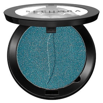 Sephora Colorful Eyeshadow Mono (Curacao Punch) Bright Aqua Turquoise Blue Glitter Shimmer Travel Size 0.028oz