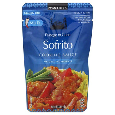 Passage Foods 257778 7 oz. Sauce Cooking Sofrito Cuba