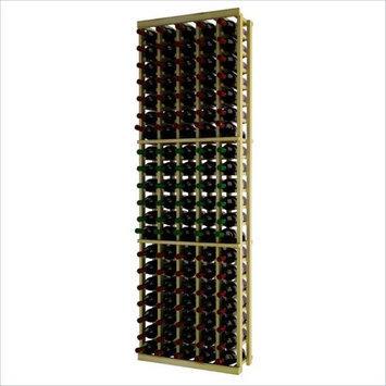 Wine Cellar Innovations Traditional Series 72 5-Column Pine Wine Rack