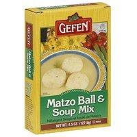 Gefen Kneidlach Matzo Ball & Soup Mix