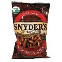 Snyder's Of Hanover Organic 8 Grains & Seeds Pretzel