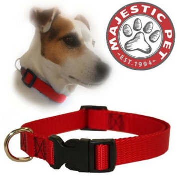 Target Home Majestic Pet Adjustable Collar - Red (Medium)