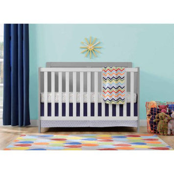 Standard Full-sized Crib Grey White by Cosco