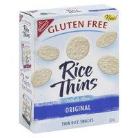 NABISCO Gluten Free Rice Thin Original 3.5-oz.