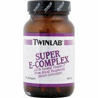 Twinlab Super E-Complex 400 IU 100 Softgels