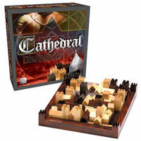 Family Games America Cathedral Midievil Strategy Game Ages 8+, 1 ea