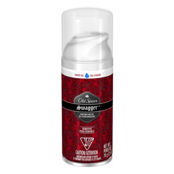 Old Spice Shaving Gel, Swagger TRAVEL SIZE