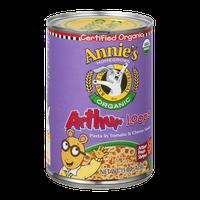 Annie's Homegrown Organic Pasta Arthur Loops