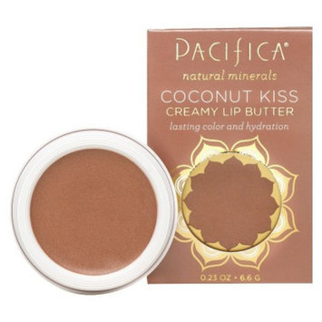 Pacifica Coconut Kiss Creamy Lip Butter - Stardust - .23 oz