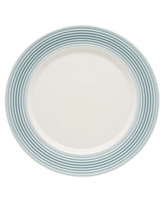 Lenox Tin Can Alley Blue Seven Degree Dinner Plate