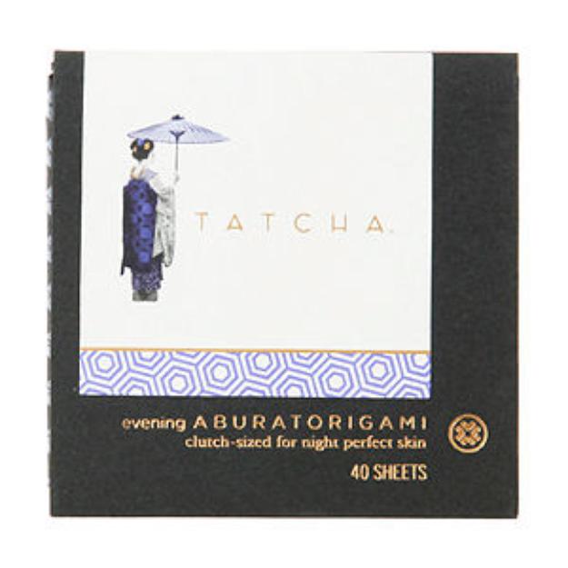 TATCHA Evening Aburatorigami Beauty Papers