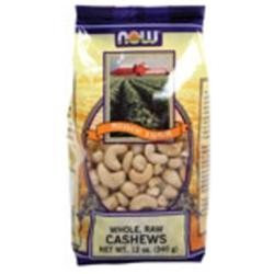 Now Foods, Whole Raw Cashews 10 oz
